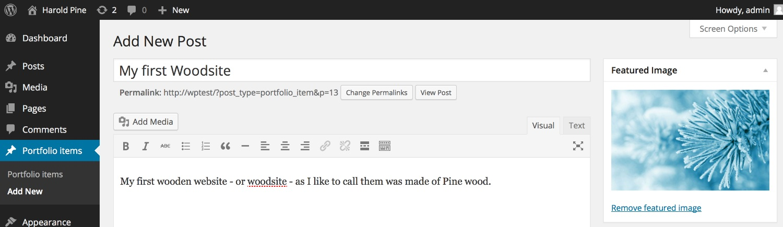 Converting HTML to WordPress | Pinegrow Web Editor